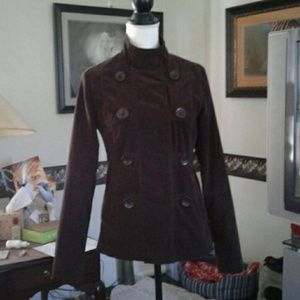 Military style light weight jacket.